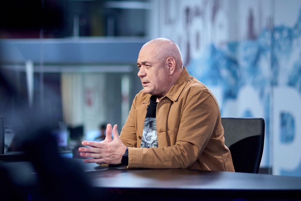 Сергей Доренко: «В России высокопоставленные люди живут среди рабов и врагов»