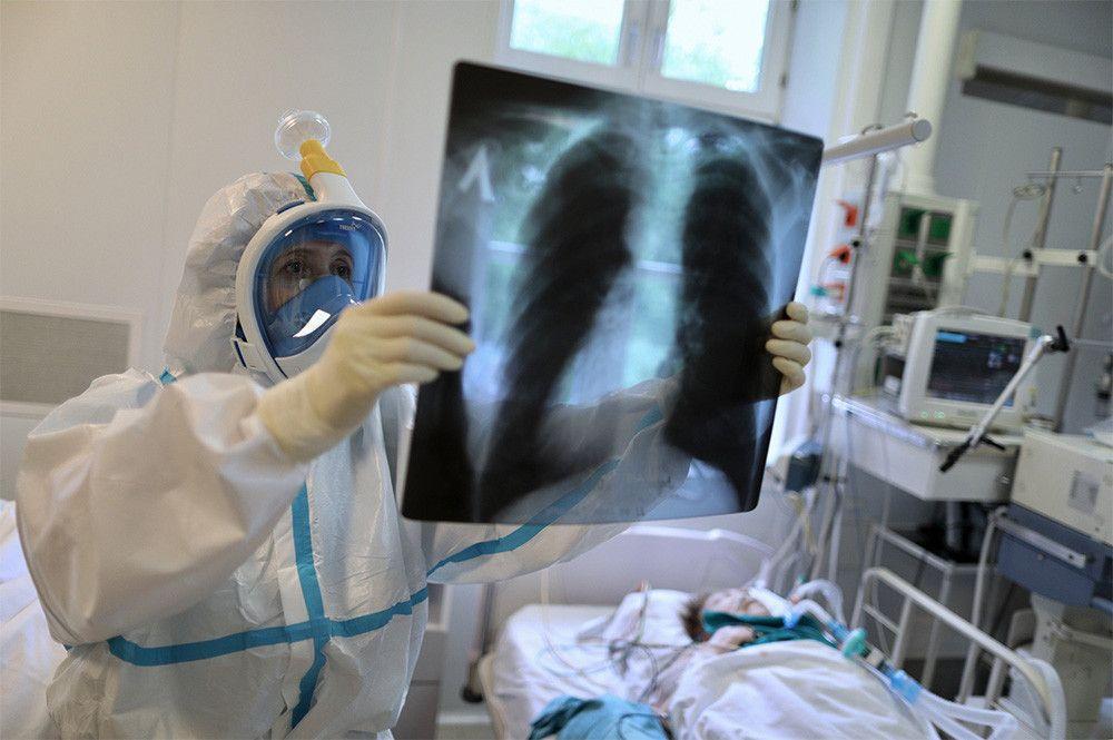 В России второй день подряд фиксируют меньше 9 000 случаев COVID-19