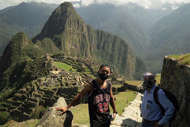 Японец стал единственным туристом, для которого открыли древний город Мачу-Пикчу