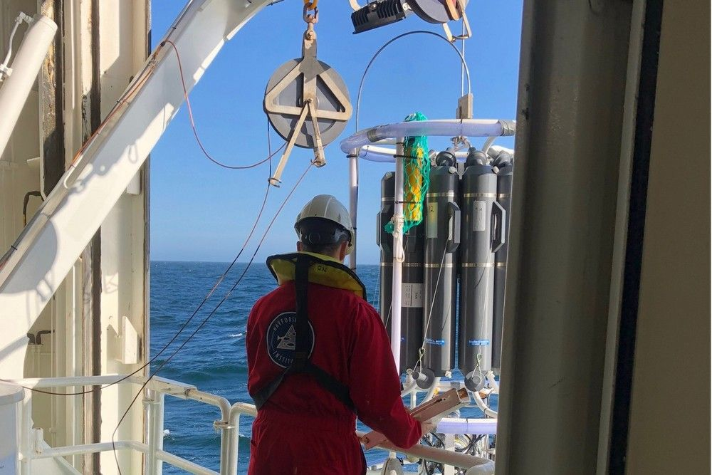 TV2 and Maritime Research Insititute of Norway