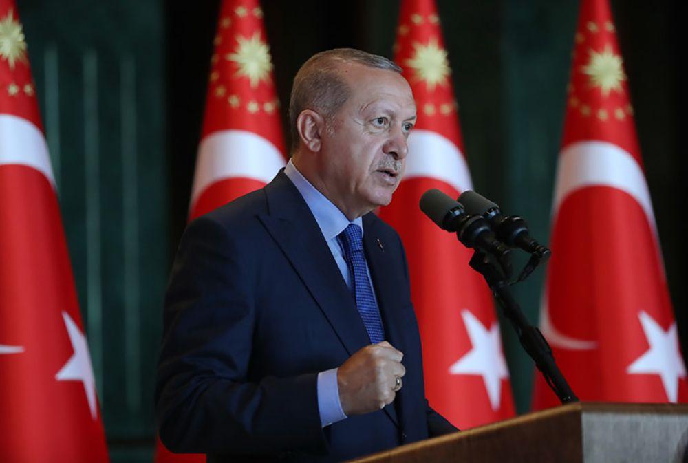 Турция ответила насанкции США