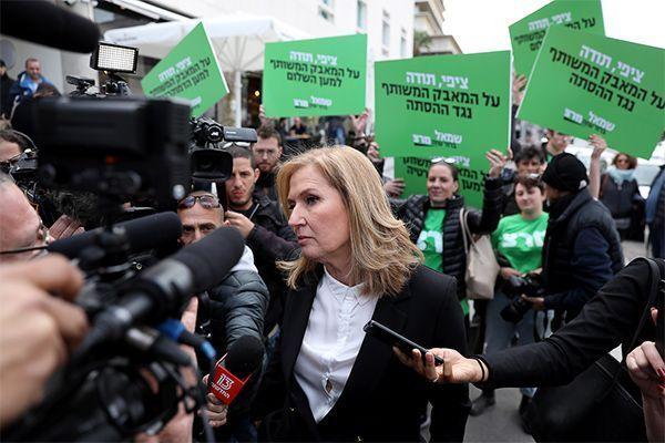 Лидер парламентской оппозиции Израиля Ципи Ливни заявила об уходе из политики