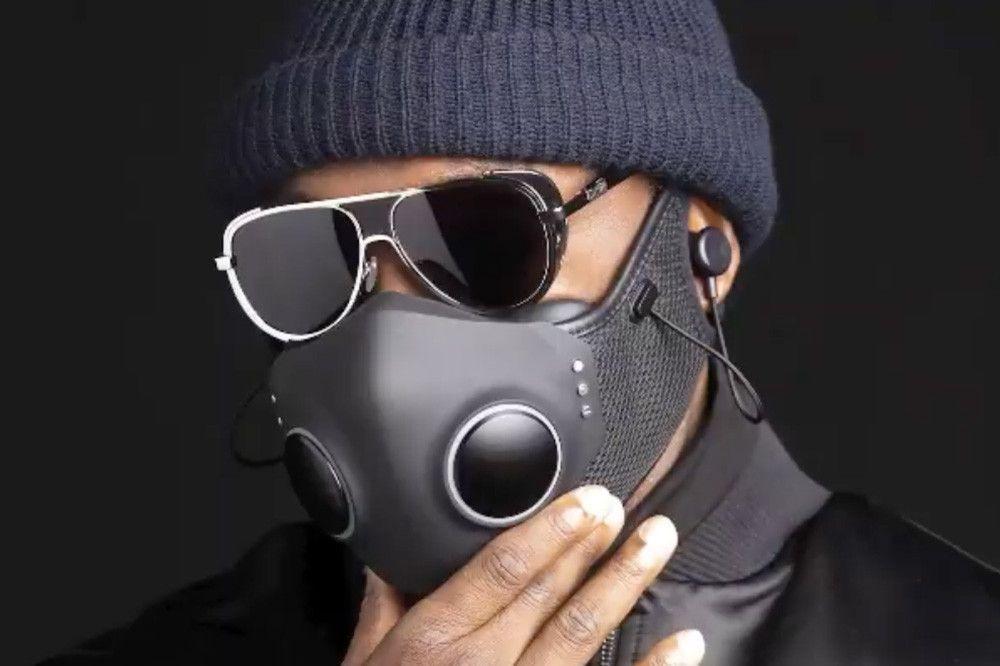 Участник Black Eyed Peas выпустил защитную маску Xsupermask за $299