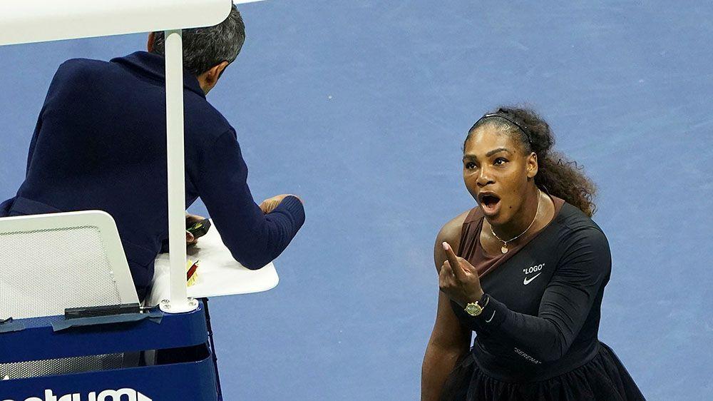 Сексизм и скрытый расизм: карикатура на Серену Уильямс оказалась скандальнее ее выходки на US Open
