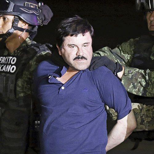 Суд в США приговорил наркобарона Эль Чапо к пожизненному заключению