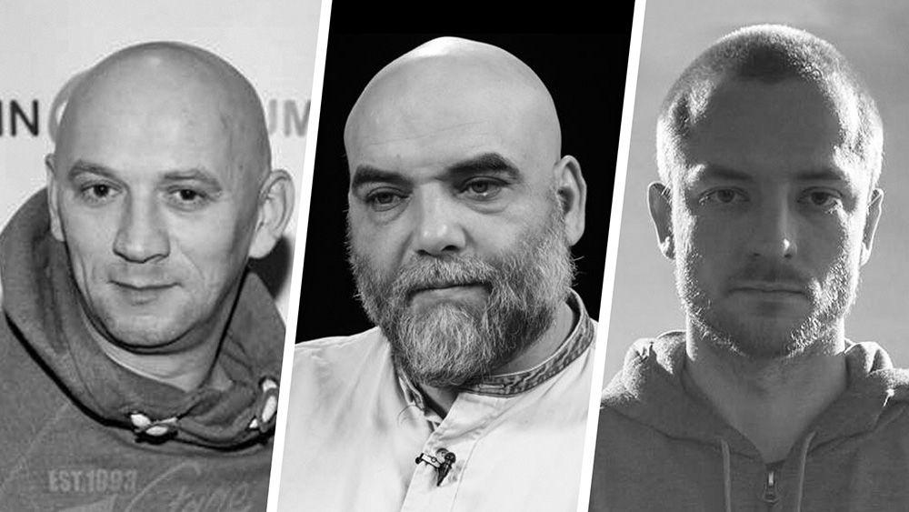 "Image result for фото Александра Расторгуева, Орхана Джемаля и Кирилла"""