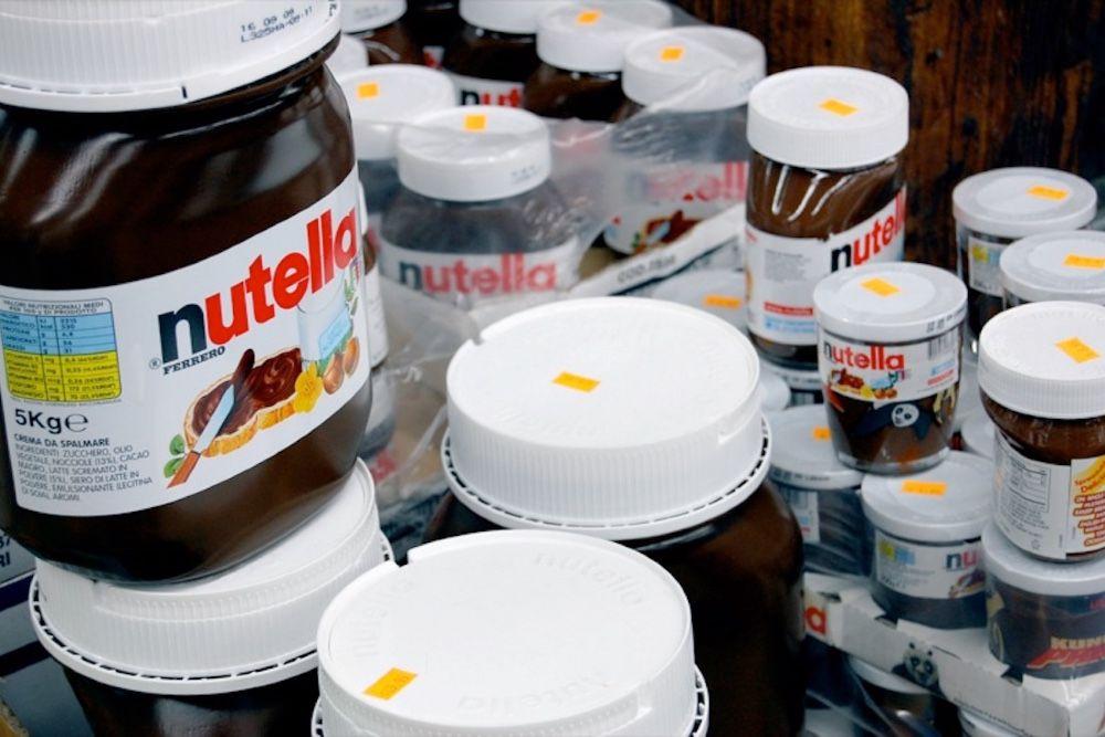Завод попроизводству «Нутеллы» остановил  работу из-за дефекта качества
