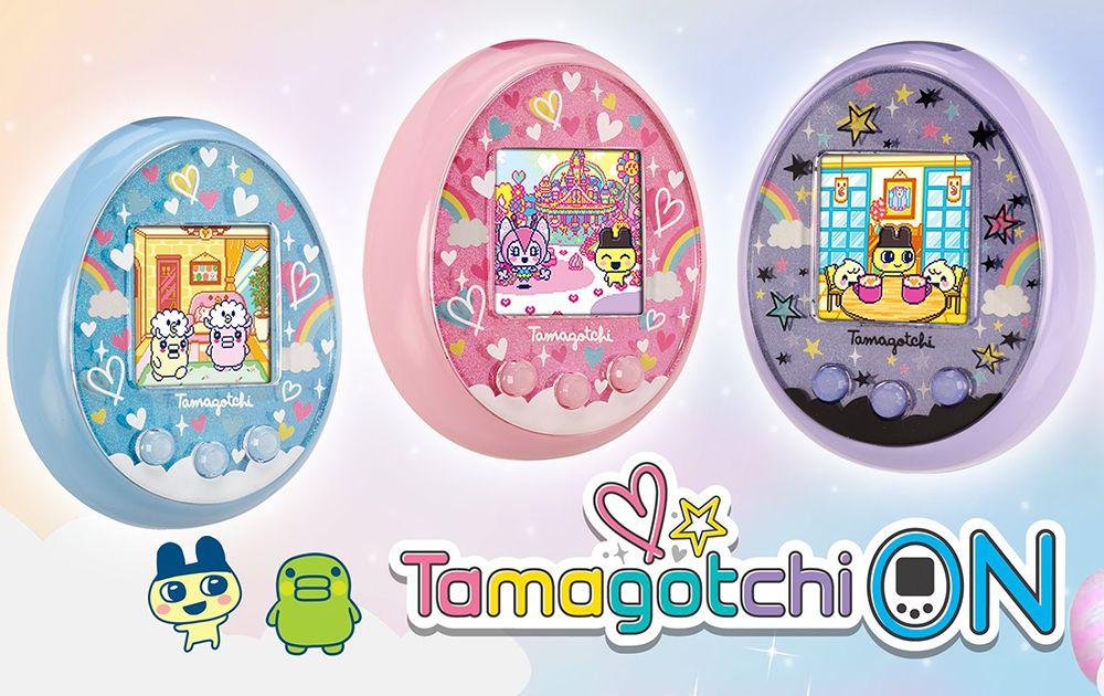Bandai показала новых «Тамагочи»: теперь виртуальный питомец может плодиться и размножаться