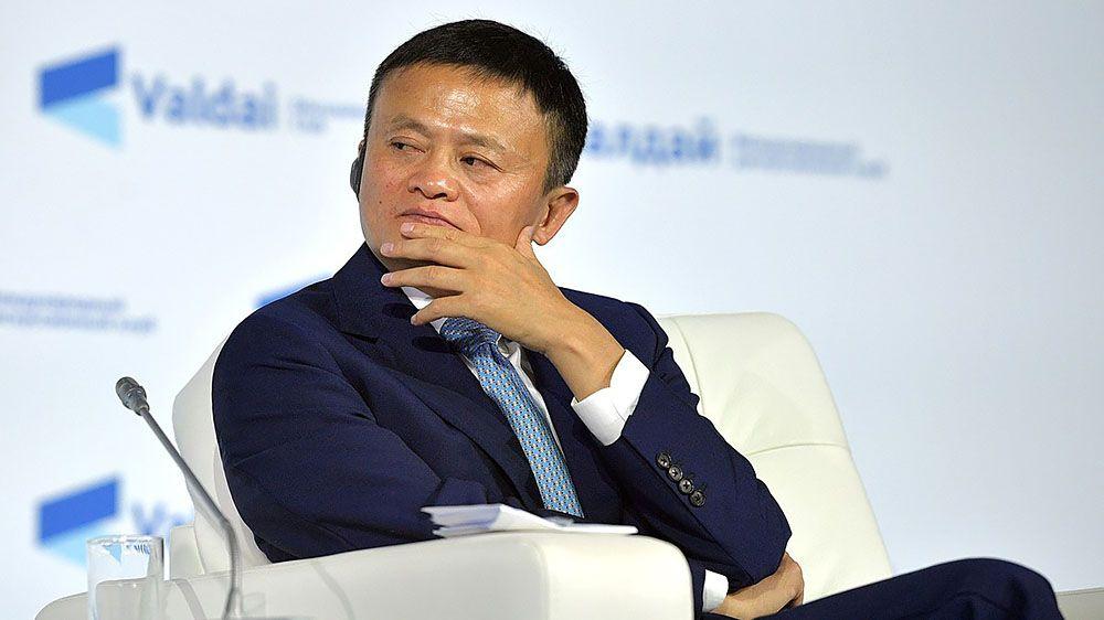 Основатель Alibaba вступил вкомпартию Китая