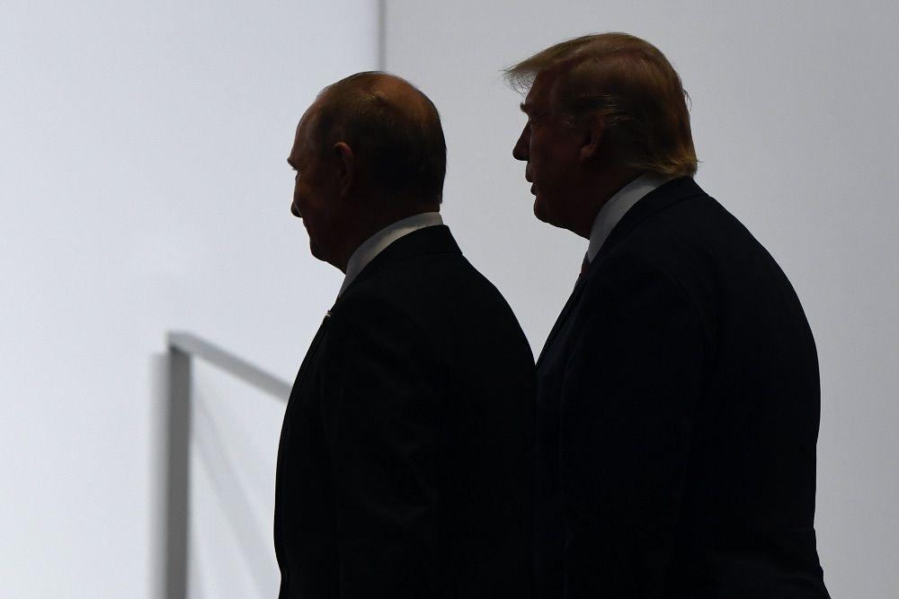 Новости: Путин и Трамп обсудили контроль над вооружениями и борьбу с COVID-19