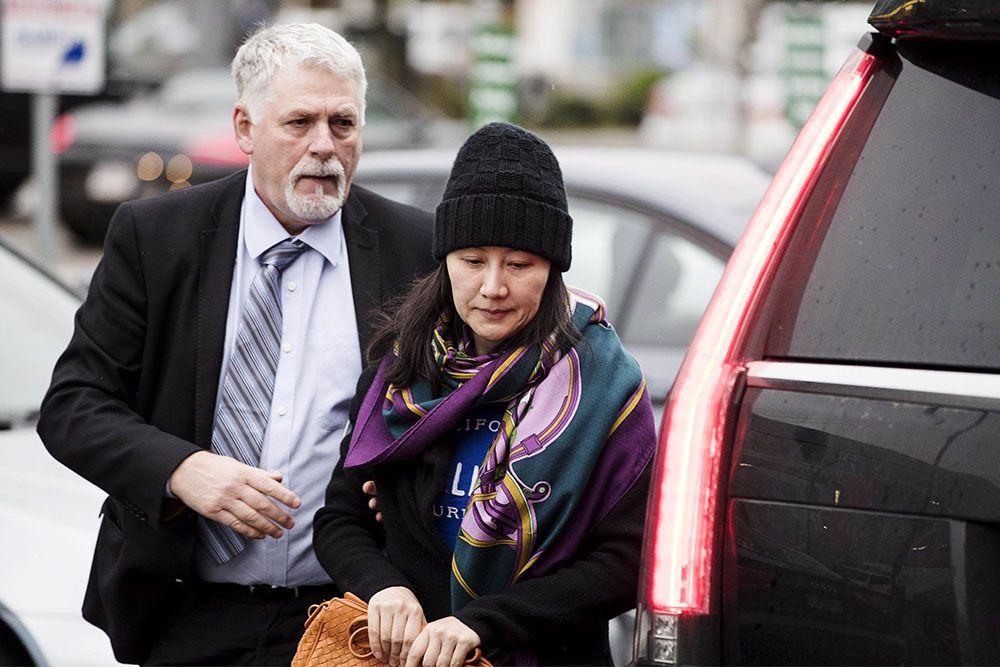 Картинки по запросу В декабре в Канаде по запросу США задержали финансового директора Huawei Мэн Ваньчжоу рейтерс