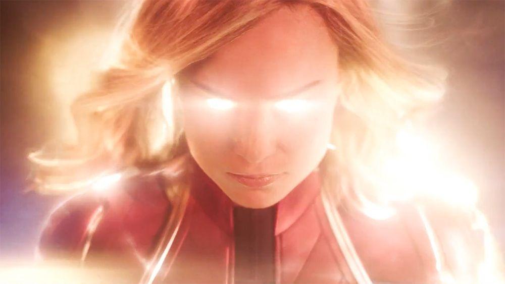 Встречайте женщину, которая (скорее всего) победит Таноса. Вышел 1-ый трейлер «Капитана Марвел»
