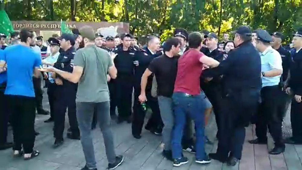 СКпроведёт проверку пофакту столкновений вКабардино-Балкарии