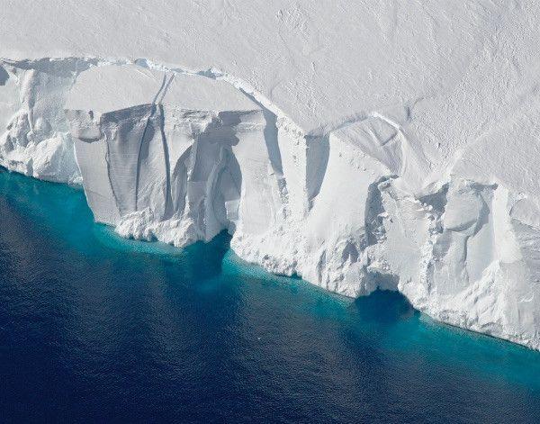 Ученые: температура на Южном полюсе повышается в три раза быстрее, чем в среднем на планете