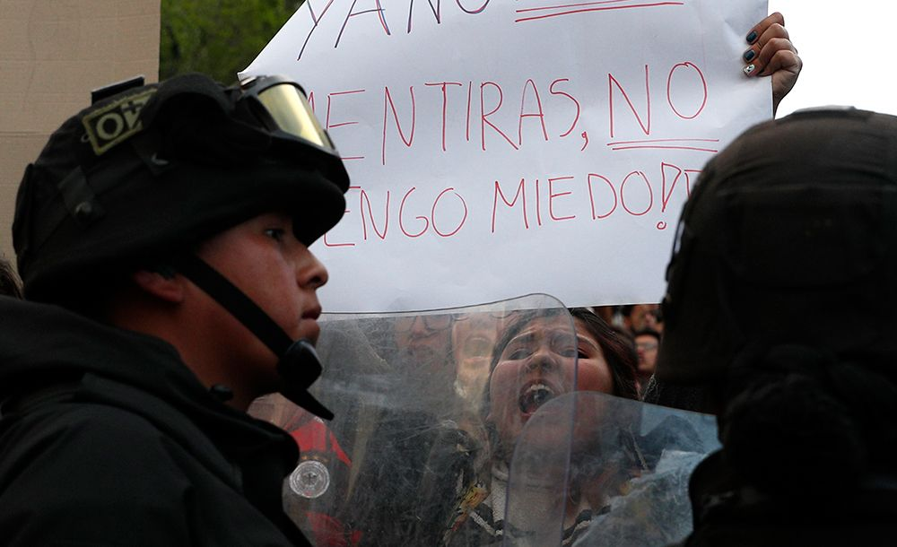 Президент Боливии объявил  опопытке госпереворота вгосударстве