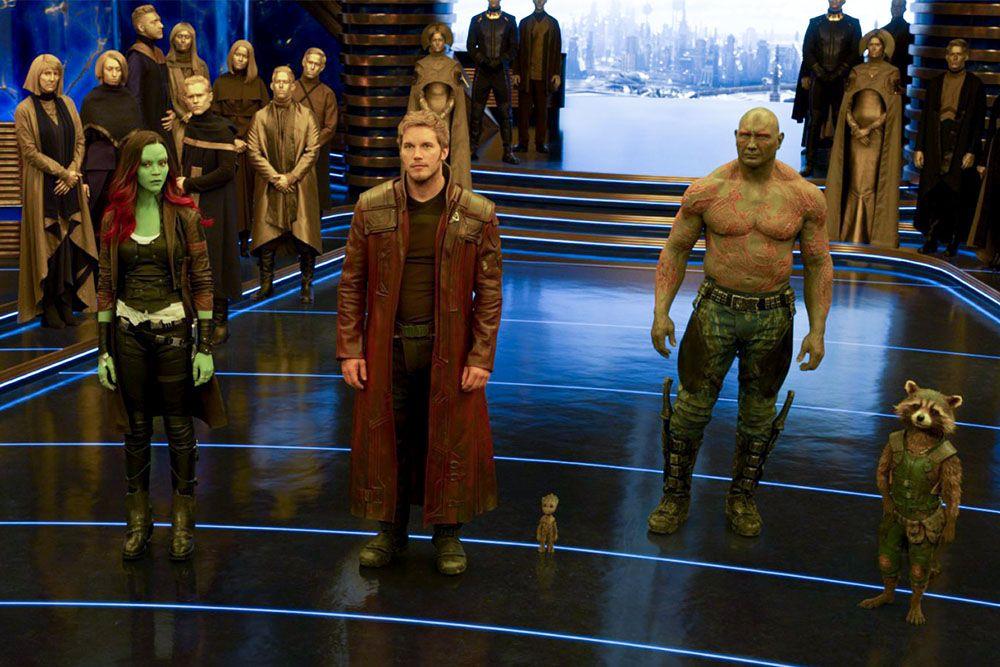 Джеймса Ганна вернули вDisney для работы над «Стражами Галактики 3»