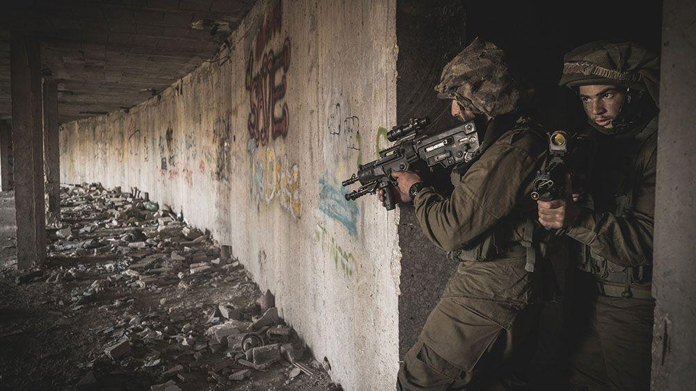Израильские военные начали операцию награнице сЛиваном
