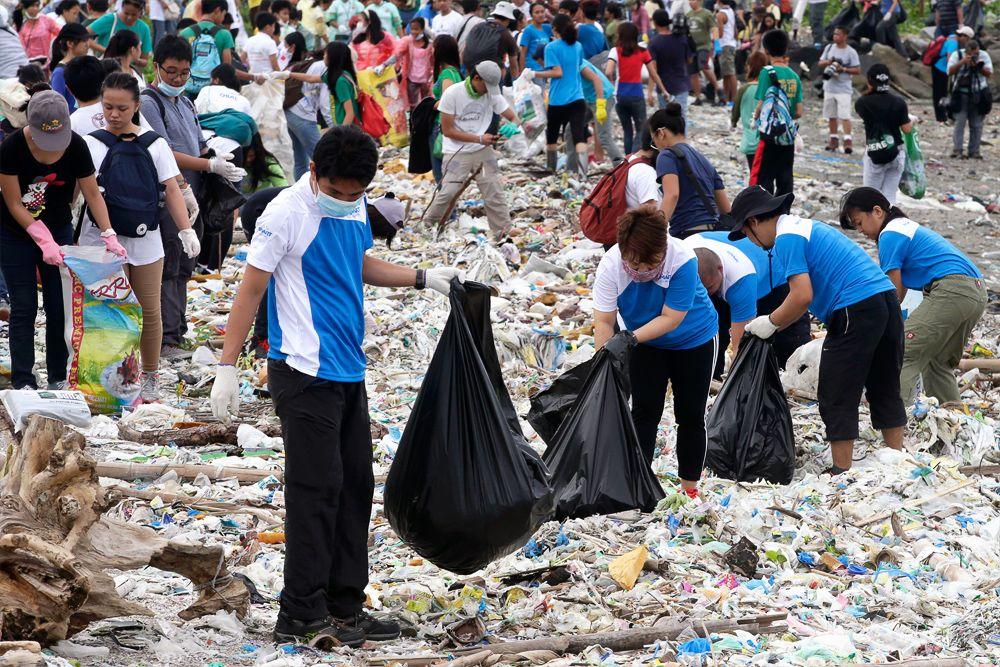 Блокчейн против мусора: как современные технологии спасают планету от экологической катастрофы