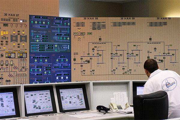На Калининской АЭС отключили три энергоблока из четырех