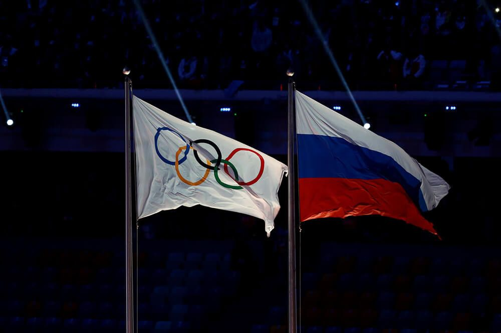 Сборная России выступит на Олимпиадах в Токио и Пекине под аббревиатурой ROC