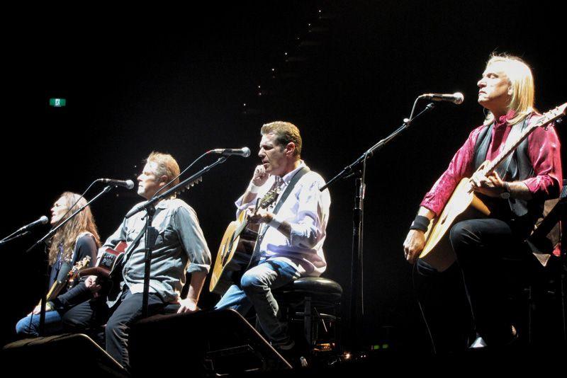 Eagles обошли Майкла Джексона как авторы самых раскупаемых альбомов