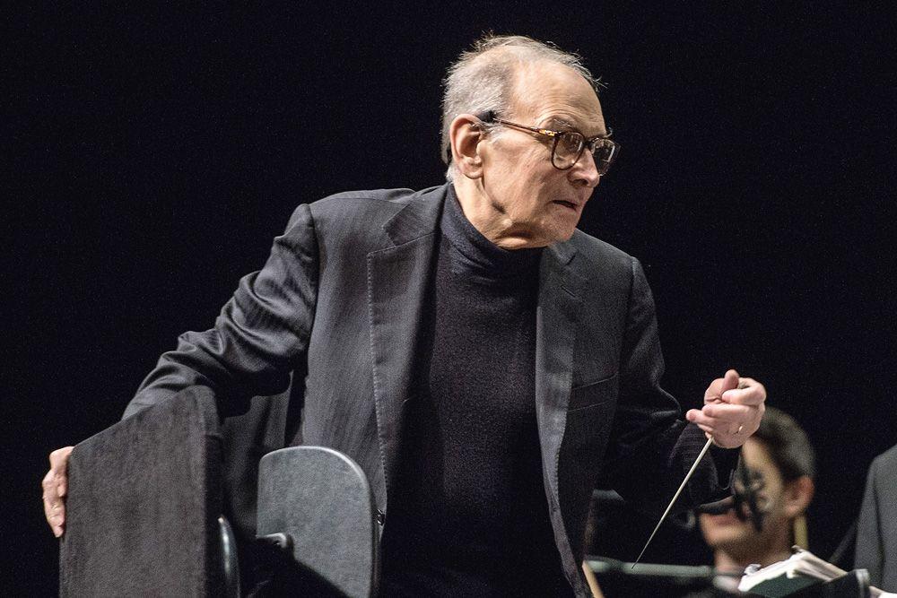 Самый известный вмире кинокомпозитор— Эннио Морриконе— отмечает 90-летний юбилей