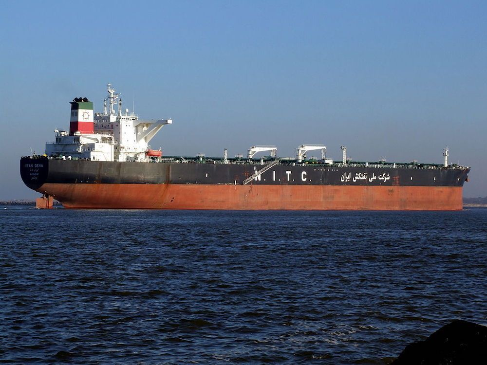 США предупредили другие страны чтобы они не допускали иранские нефтетанкеры в свои территориальные воды