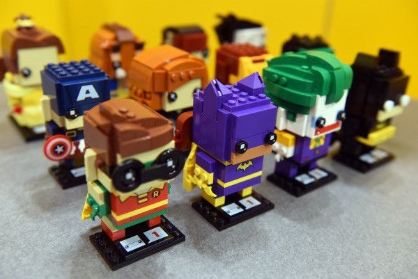 Lego откажется от пластиковой упаковки для кубиков