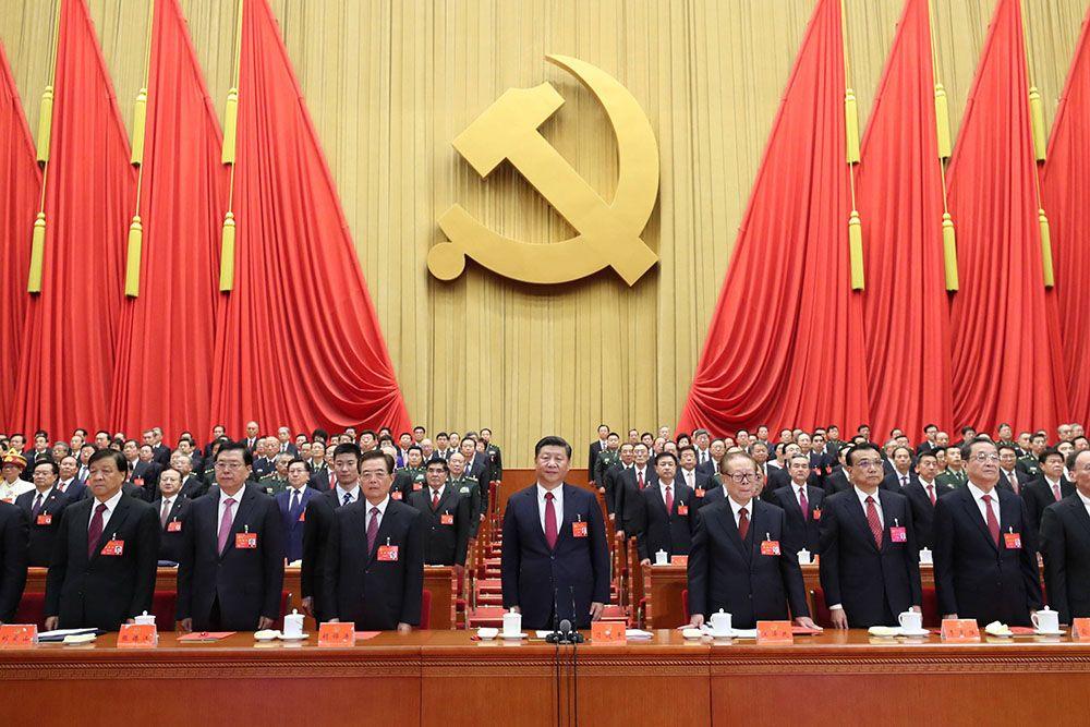 Новости: Компартия Китая предложила снять ограничение на количество сроков для президента