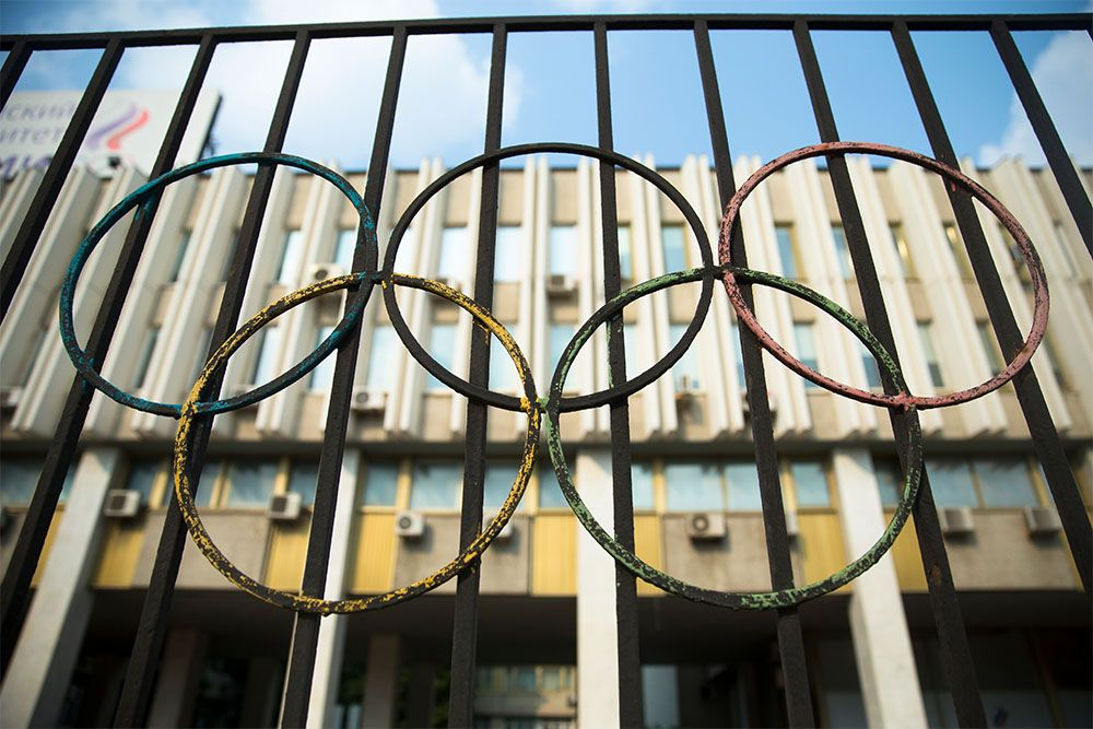 WADA заподозрило 298 русских атлетов вупотреблении допинга