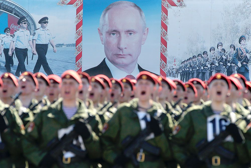 Rescheduled Victory Parade to be held on June 24, says Vladimir Putin