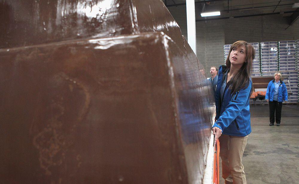 сорт картинки самых больших шоколадок в мире собирают показывают