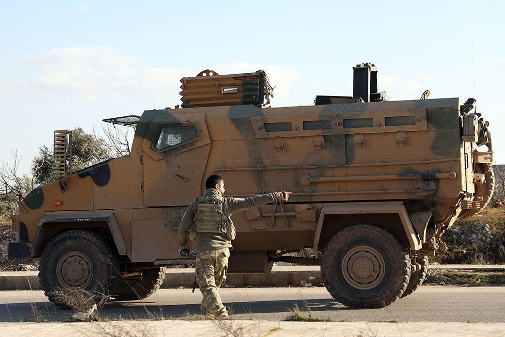 EC осудил наступление Сирии иеесоюзников вИдлибе