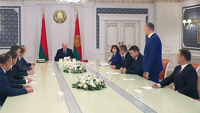 Президент Беларуси сменил руководство правительства