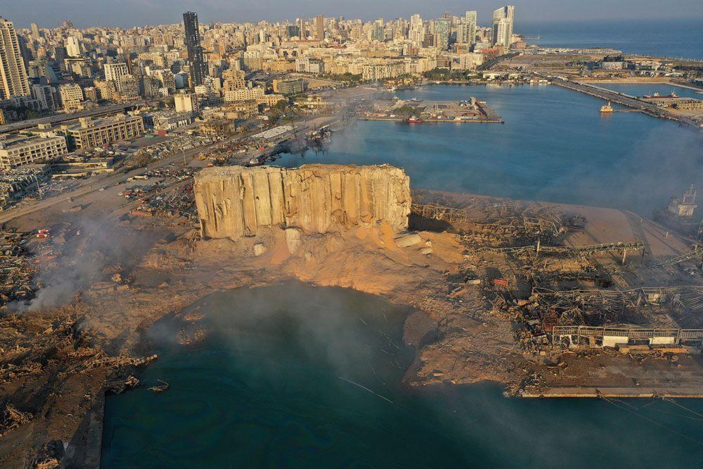 «Плавучая бомба»: что известно о судне, из-за которого взорвался Бейрут