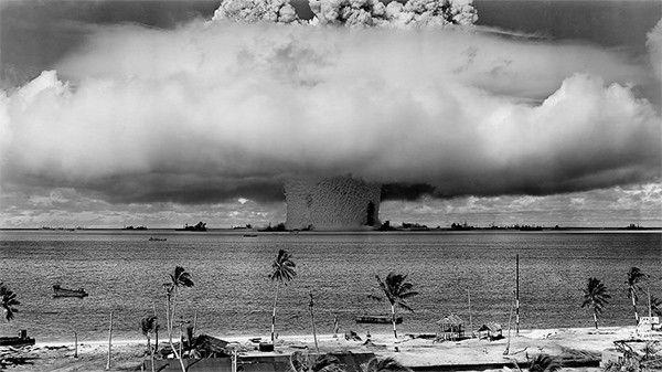Исследование: острова в Тихом океане, где США проводили ядерные испытания, радиоактивнее Чернобыля