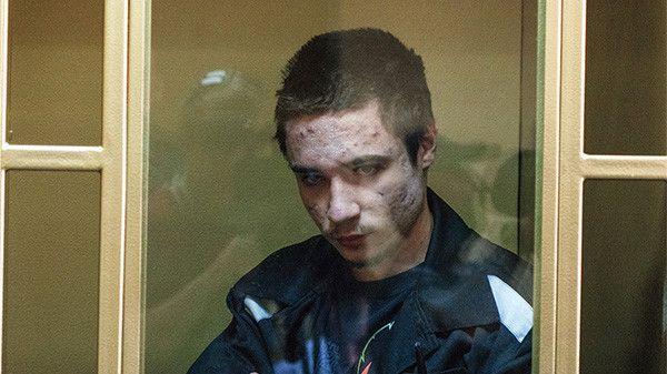 Суд в Ростове-на-Дону приговорил к шести годам колонии украинца Павла Гриба за призывы к теракту