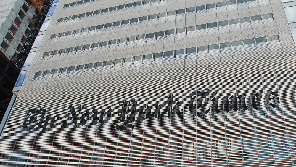 Новости: New York Times извинилась за антисемитскую карикатуру с ...