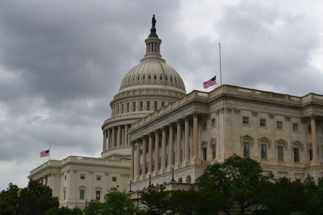 Законодательный проект  оновых санкциях против РФ  размещен  в съезде  США