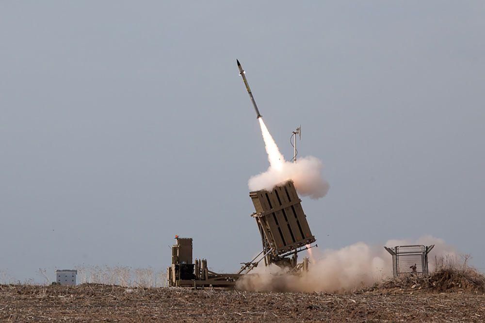 Сирийские ПВО отразили удар Израиля поДамаску
