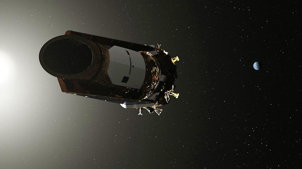 Космический телескоп Кеплер окончательно отключился