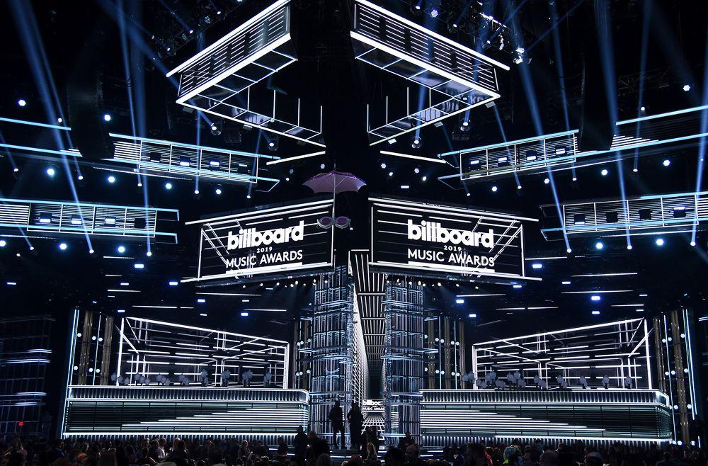 В Лас Вегасе объявили победителей музыкальной премии Billboard