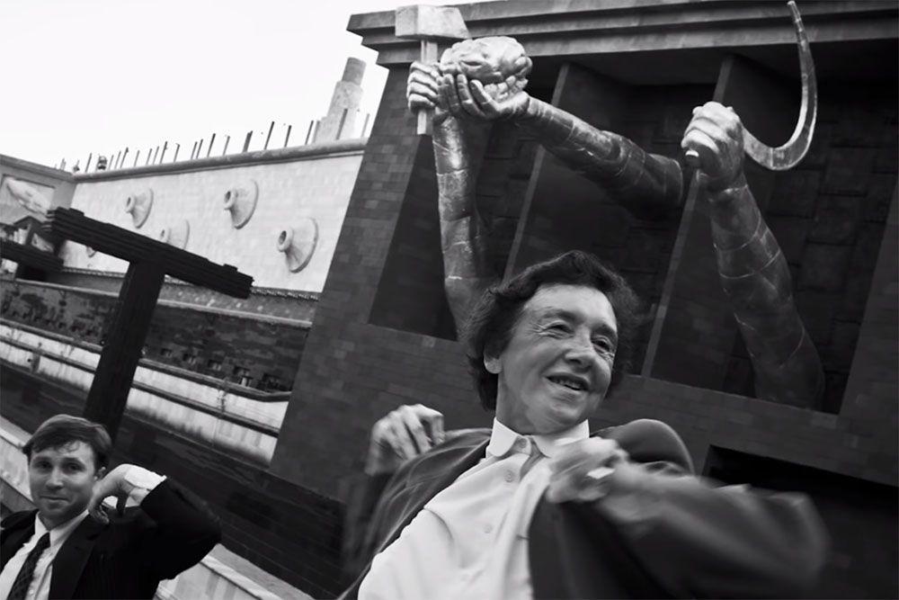Минкульт отказал впрокате кинофильму  Ильи Хржановского «Дау»