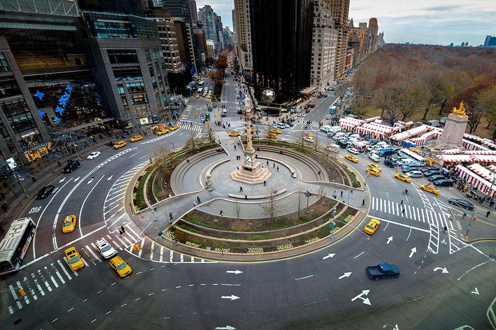 Мэр Нью-Йорка приказал выяснить, является ли памятник Колумбу «символом ненависти»