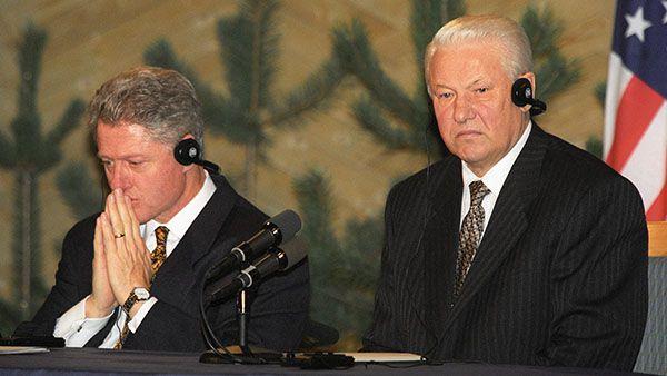 Что мы узнали из рассекреченных разговоров Ельцина и Клинтона: главное