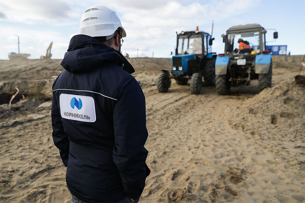 Mining giant Norilsk Nickel outlines clean-up plan following Arctic fuel spill