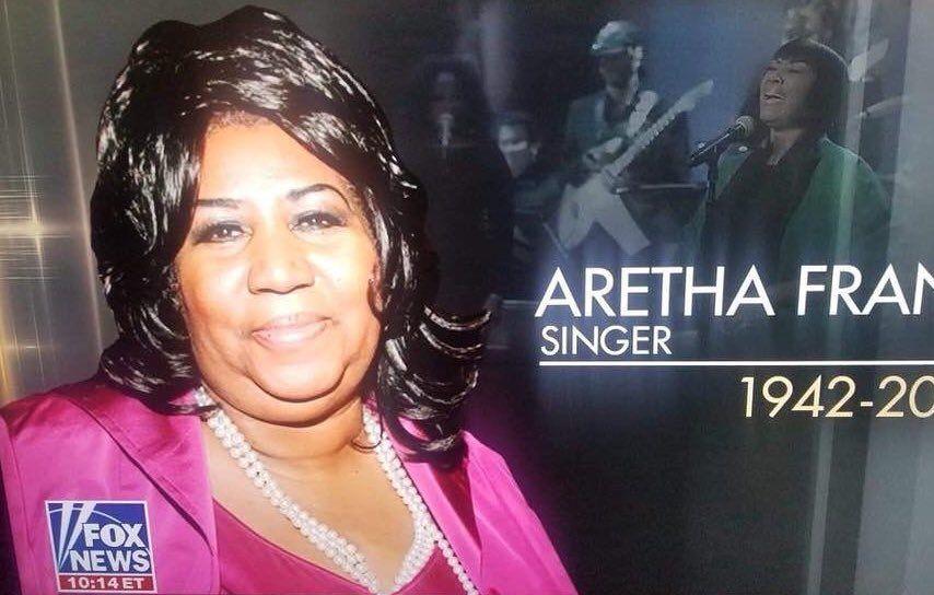 Погибла великая госпел исоул эстрадная певица Арета Франклин