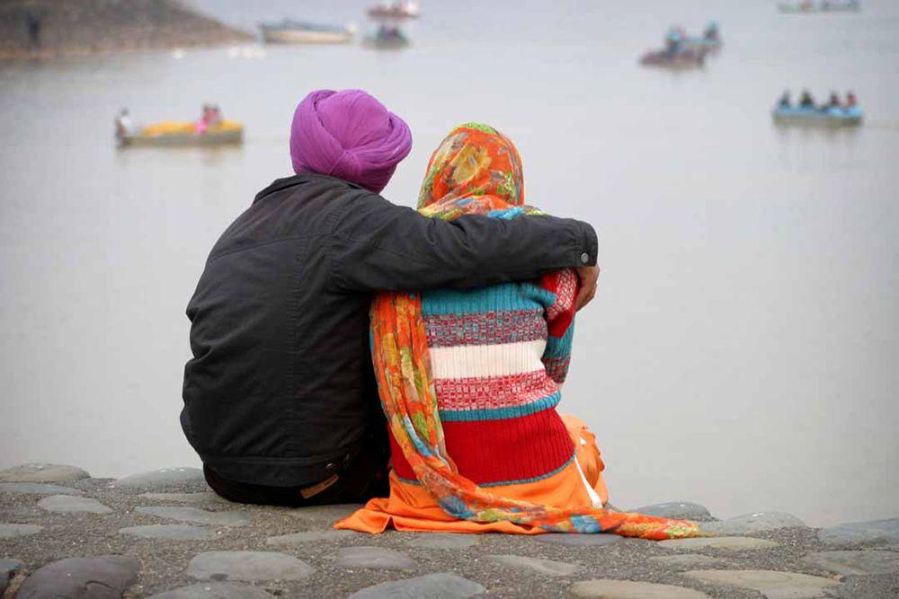 Измена замужней женщины вИндии больше несчитается преступлением