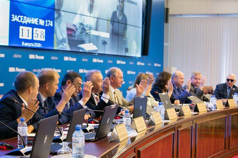 ЦИК России одобрил еще две инициативы о референдуме по пенсионной реформе