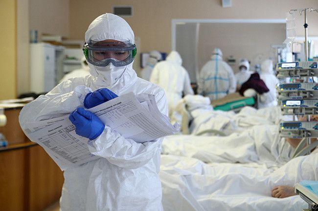 В России второй день подряд выявляют меньше 24 тысяч заражений коронавирусом